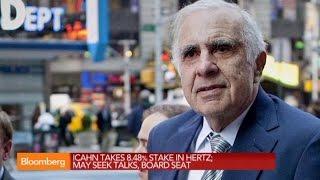 Carl Icahn Buys Stake in Hertz: Will a Board Seat Follow?