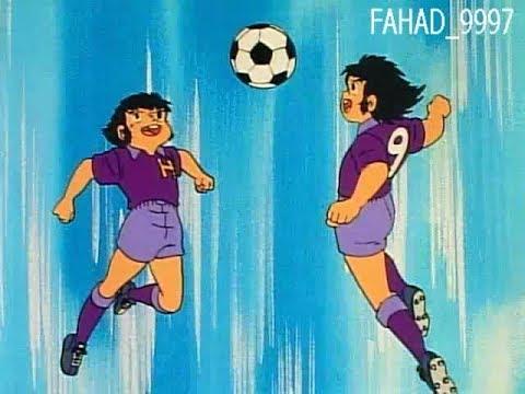 Captain Tsubasa Tachibana Twins Acrobatic Air Soccer