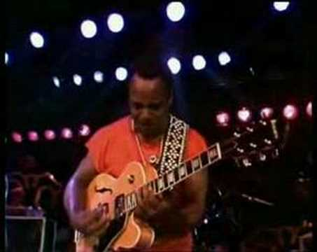 George Benson  | Take Five 1976 Montreux 1986