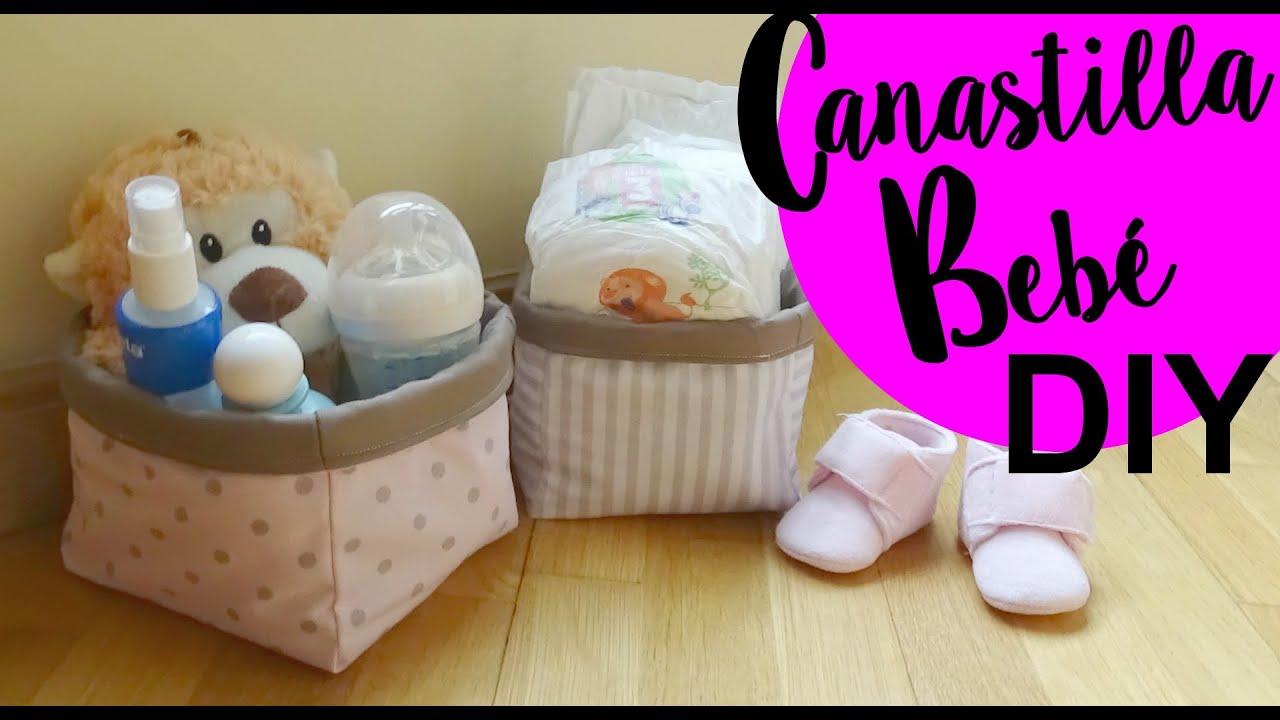 Tutorial diy canastilla o cesta de bebe patr n incluido - Como hacer un cambiador para bebes ...