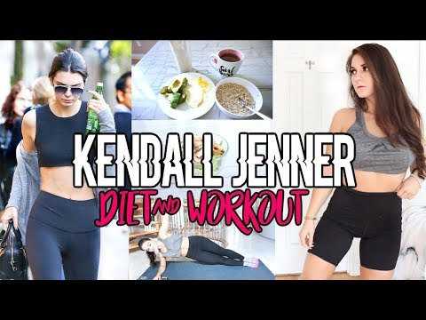 Trying KENDALL JENNER'S Diet & Workout !!!