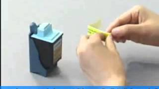 How to Refill Lexmark 17G0060 Ink Cartridge - Ink Refill Instructions
