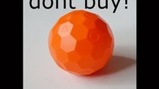 Don't buy Swerve balls!
