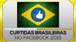 Como ganhar curtidas brasileiras no facebook 2015 - Novo Site