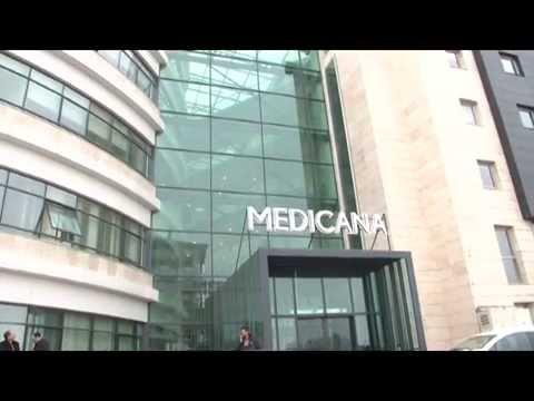 Sivas Medicana Hastanesi hayırlı olsun ziyareti