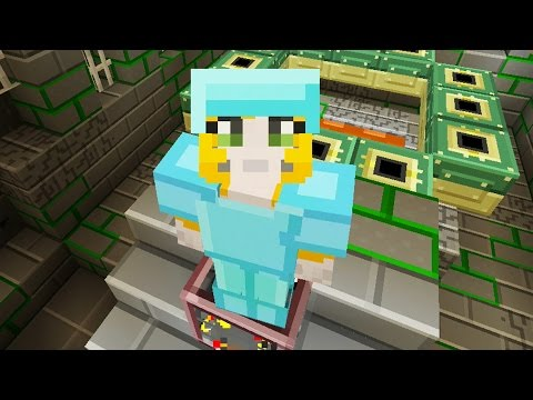 Minecraft Xbox - Stampy Flat Challenge - I Found It! (18)