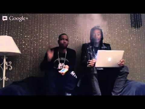 "Wiz Khalifa & Curren$y Announce ""Live In Concert"" Collaboration Album!"