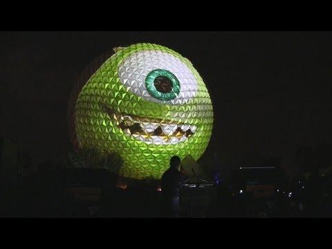 Blurry Photos Of Mike Wazowski Youtube