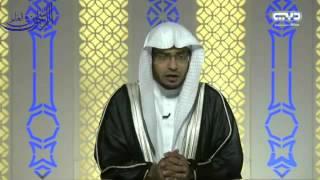 أعظم ما يعين الله به العبد على الثبات  ــ الشيخ صالح المغامسي