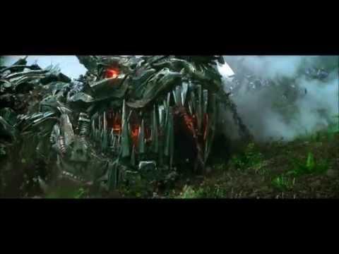 Steve Jablonsky - Dinobot Charge (Film Version) | Transformers: Age of Extinction Score