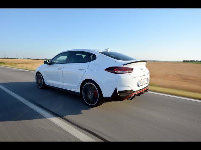 Soundcheck Hyundai i30 Fastback N
