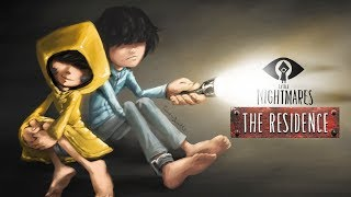 Six & The Runaway Kid | Little Nightmares The Residence End