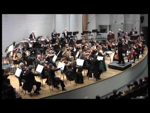 Rachel Barton Pine, violin: Mendelssohn Violin Concerto in E Minor