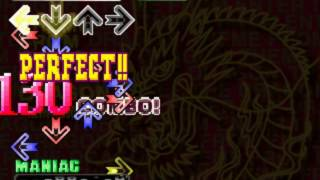【DDR EXTRAMIX】THEME FROM ENTER THE DRAGON (Revival 2001 MIX)【MANIAC】