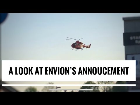 A  look over envion's update! price drops hard
