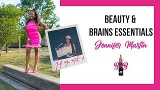 Beauty & Brains Girl Essentials | Jennifer