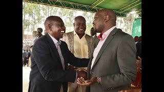 Senator Omogeni makes fun of DP Ruto's new look
