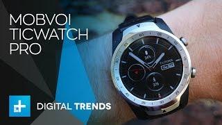 Video Mobvoi Ticwatch Pro - Hands On Review download MP3, 3GP, MP4, WEBM, AVI, FLV Oktober 2018