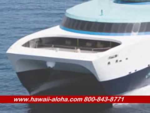Hawaiian Vacation - Hawaii Superferry