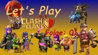 Let's Play - Clash of Clans: Das neue Dorf ( Pilotfolge)