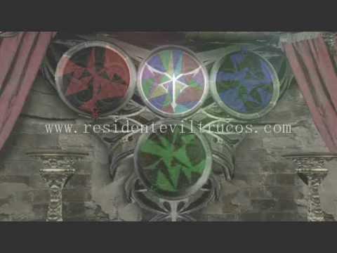 Resident Evil 4-Claves-Insignia de la Iglesia.