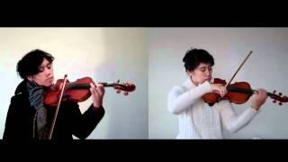 Opening Theme (violin) ~ BBC Sherlock