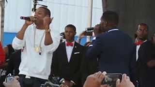 Jay Z & Jay Electronica - Young, Gifted & Black / We Made It