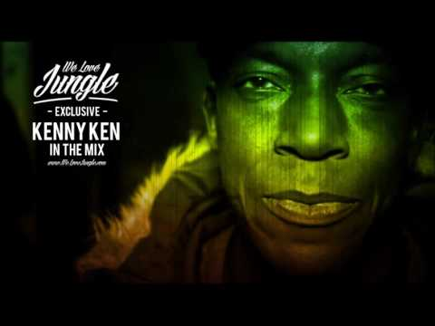 We Love Jungle EXCLUSIVE - Kenny Ken In The Mix