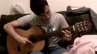Pokèmon-Lugia theme song guitar tab