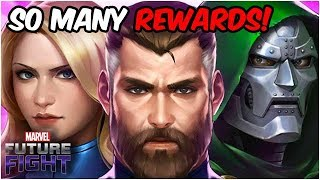 The Fantastic Four Have Landed!! Free MRUT & Way More (Update 4.7 Reaction) - Marvel Future Fight