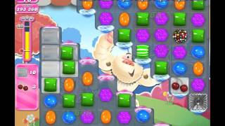 Candy Crush Level 1690 (no boosters, 3 stars)