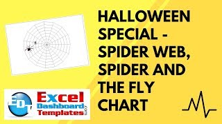 Halloween Special - Spider Web, Spider and the Fly Chart