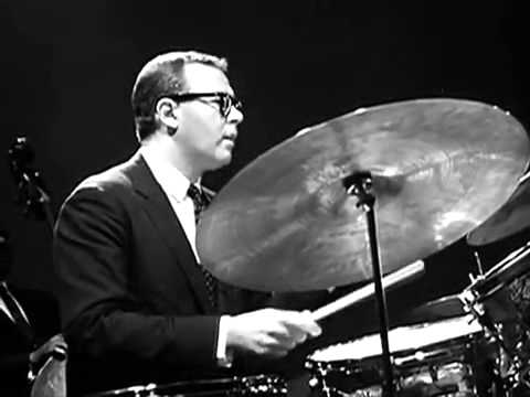 Dave Brubeck Quartet   Take Five  Бельгия, 1964 год
