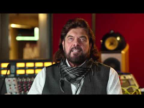 "Alan Parsons - Making of ""Soiree Fantastique"" (From The New Album, ""The Secret"")"