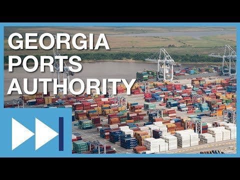 How Playing Video Games Could Land You a Job Here | Georgia Ports Authority