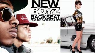 "New Boyz "" Backseat "" ft. The Cataracs & Dev"