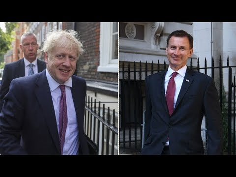 Watch Again: Boris Johnson chosen as next Prime Minister of the UK