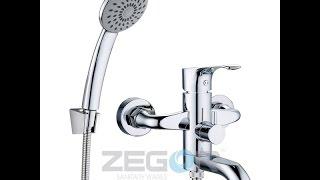 Распаковка #3  |Смеситель для ванны ZEGOR Z65-LOB7-A128(, 2016-04-16T18:09:51.000Z)