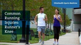 Common Running Injuries: Runner's Knee