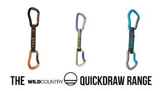 Wild Country - Quickdraw Range