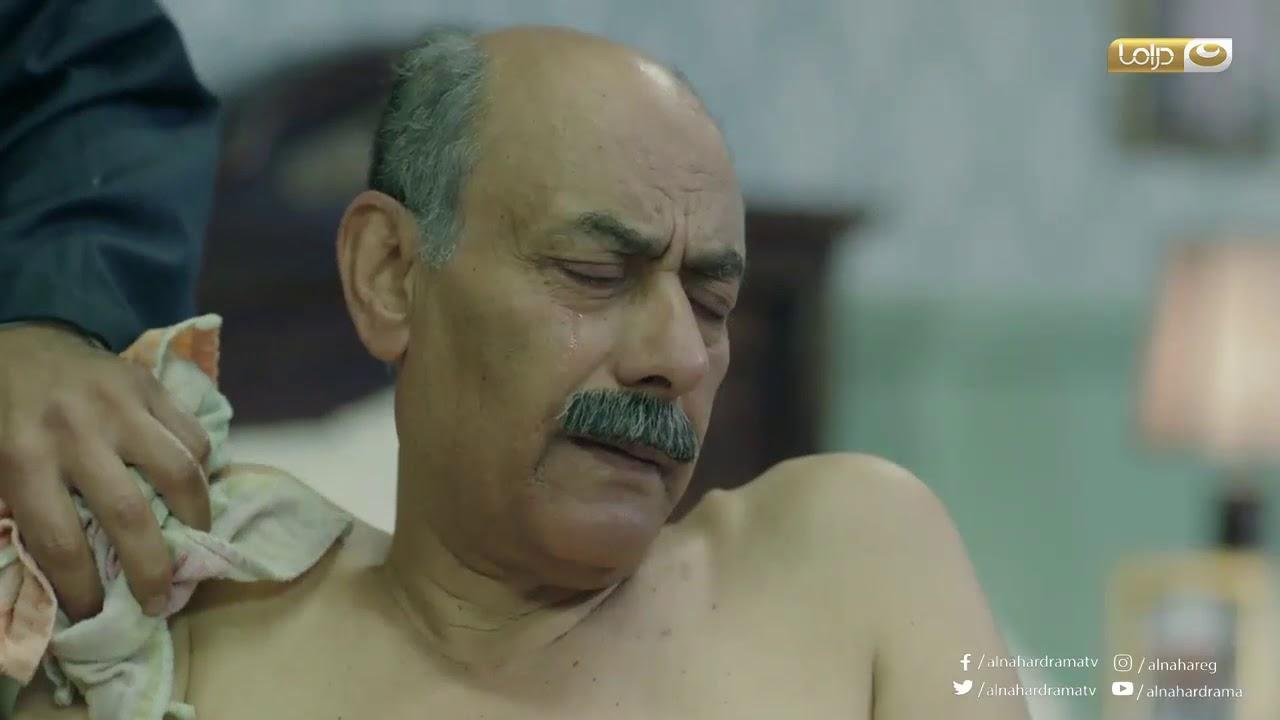 البيت الكبير  | أصعب مشهد يجمع بين أب وأبنه لمنذر رياحنة و أحمد بدير مش هتقدر تمسك دموعك قدامه