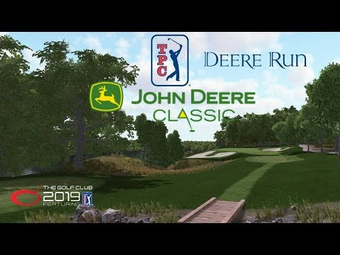 The Golf Club 2019 Career Mode - TPC Deere Run (John Deere Classic)
