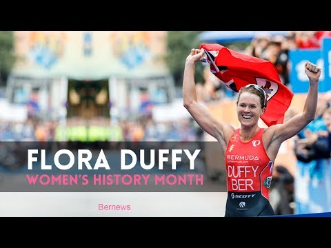 Flora Duffy: Bermuda Women's Month Series, 2018