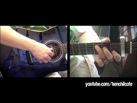 How To Play Love Never Fails By Brandon Heath On Guitar.