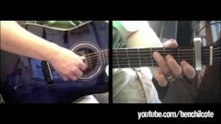 How to play Love Never Fails by Brandon Heath on guitar.