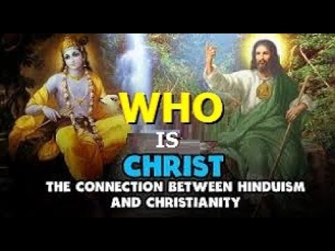 JESUS NAME and TEACHINGS in HINDU VEDAS - the SECRET of The EAST revealed in NEW TESTAMENT