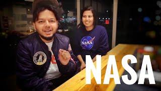 VLOG #81: നാസയിലെ അത്ഭുത കാഴ്ച്ചകൾ - NASA Part 2 - Trip Couple   Best day at NASA   4K