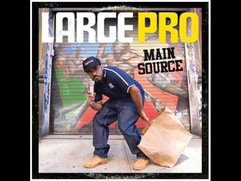 Large Professor - Main Source [Full Album] *2008*