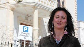 """EU zu Bloggermord in Malta:  """"Wir vertrauen auf den Rechtsstaat"""""""