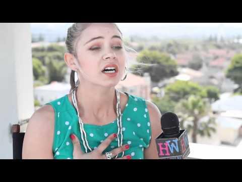 20 Questions with Ayla Kell  Make it or Break It
